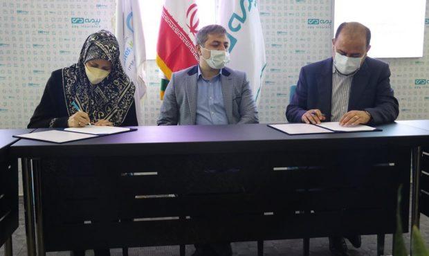 انعقاد تفاهمنامه جدید بیمه دی و انجمن اهدای عضو ایرانیان