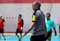 سرمربی فولادمبارکه سپاهان در کادر فنی تیم ملی هندبال ایران