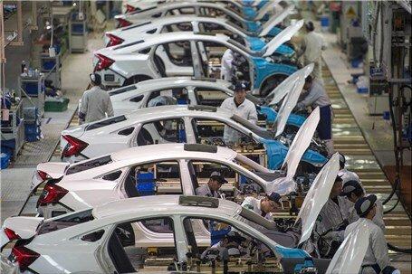 تامین مالی خودروسازان ایرانی از بورس دمشق