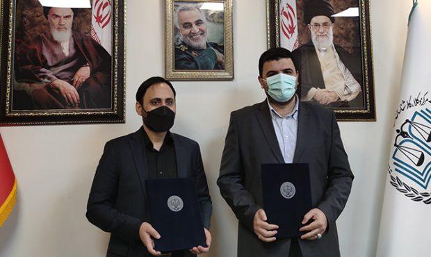 فرابورس ایران و مرکز وکلا تفاهمنامه همکاری امضا کردند