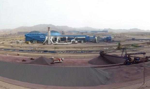 افزایش ۶ درصدی تولید کنسانتره آهن شرکتهای بزرگ