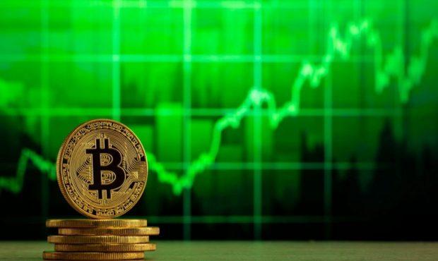 قیمت بیتکوین تا ۵۷ هزار دلار افزایش یافت