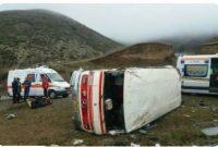 حمایت صندوق تأمین خسارتهای بدنی از آسیب دیدگان حادثه در کردستان