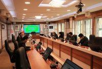 برگزاری جلسه احصاء ابعاد شاخص های CRM و بانک اطلاعاتی اعضاء