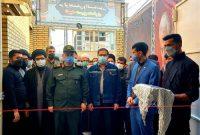 افتتاح همزمان دو مرکز تجمیعی واکسیناسیون حضرت سیدالشهدا (ع) و شهید حسین معماری