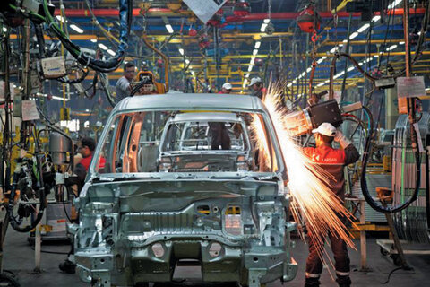 فولاد مبارکه، پشتیبان صنعت خودروسازی