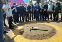 کلنگزنی سه طرح بزرگ توسعهای در فولاد خوزستان