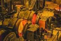 دستیابی به ظرفیت تولید سالانه ۸.۵ میلیون تن فولاد
