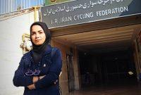 نایب رییسی هیات دوچرخهسواری خوزستان به یک فولادی رسید