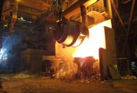 رکورد تخلیه روزانه ذوب فولاد مبارکه شکسته شد