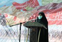 فولاد مبارکه سنگر جنگ اقتصادی و افتخار جمهوری اسلامی است