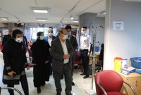 قدردانی فرمانده قرارگاه عملیاتی مدیریت بیماری کرونا تهران از بانک رفاه
