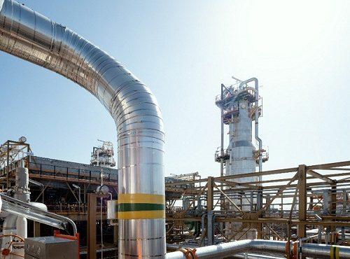 کاهش ۵۰ درصدی گازهای مشعل مجتمع بیدبلند خلیج فارس