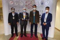 مدیرعامل فولاد خوزستان مورد تقدیر قرار گرفت