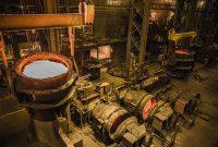 رکورد روزانه ۱۵۰ ذوب توسط فولاد مبارکه آماری بینظیر در صنعت فولادسازی کشور