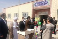 افتتاح ۳ باب مدرسه در مناطق محروم شهرستان خواف توسط شرکت فولاد سنگان