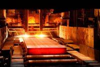 رکورد تولید ماهیانه شمش تختال شرکت فولاد خوزستان شکسته شد