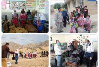 توزیع ۱۳۰۰ بسته اقلام تحصیلی در مناطق محروم توسط بیمه سینا